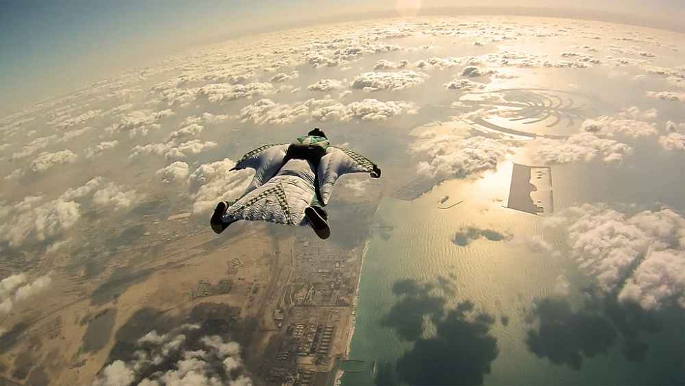 The Wing Suit (2/5)