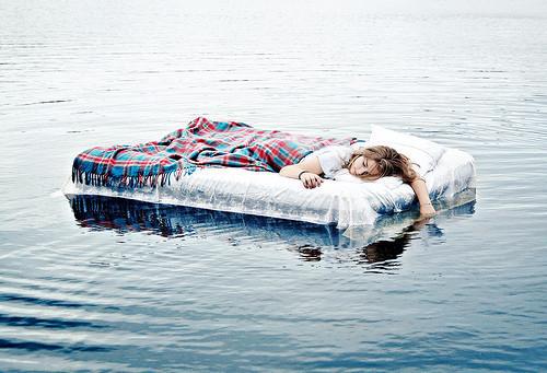 sleeping-water